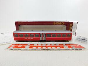 CK413-0,5# Bemo H0m/DC 3284 126 Personenwagen 2. Klasse B 2336 RhB, sehr gut+OVP
