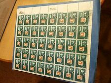 United States Scott 1474, the 8 cent Stamp Collecting  sheet of 40 Mint