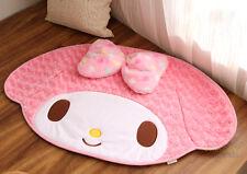 "Cute My Melody Bedroom Doormat Floor Bathroom Mat Rug Pad Carpet 33.4"" x 19.6"""
