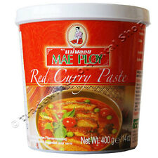 MAE PLOY THAI RED CURRY PASTE - 400G