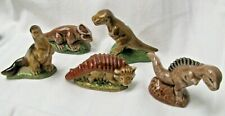 New ListingVintage Wade of England Dinosaurs Set 1 - 1993 Figurine Set of Whimsies