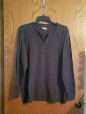 Basic Editions Long Sleeve Hensley Shirt  XLT