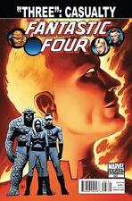 Fantastic Four Vol. 1 (1961-2012) #587 (1:50 Variant)