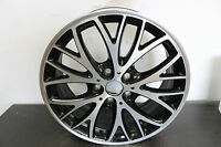 """1 x Genuine Original Mini Cooper S F55 F56 18"""" JCW Black Countryman Alloy wheel"""