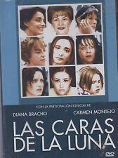 DVD - Las Caras De La Luna NEW Diana Bracho FAST SHIPPING !