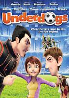 UNDERDOGS---- NEW sealed DVD
