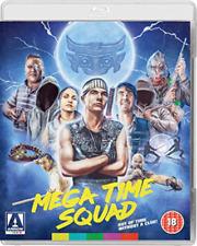 Mega Time Squad Blu-ray 2017 Cult Sci-fi Film Movie Arrow Video