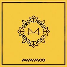 Mamamoo-[Yellow Flower]6th Mini Album CD+Poster+Booklet+PhotoCard K-POP Sealed