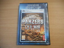 JEU PC DVD ROM - CODE NAME : PANZERS COLD WAR - COMPLET