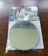 Darice Round Mirror 2.5 inch 3 Pieces 1633-83