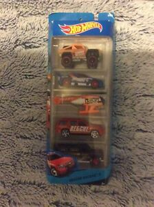 Hot Wheels Rescue Racers 5