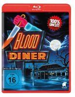 BLOOD DINER (BLU-RAY) - KONG,JACKIE   BLU-RAY NEUF
