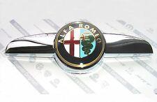 ALFA Romeo 147 Facelift 2005 sur nouveau front emblème Grille Badge + socle 156058943