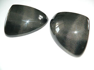 Coques / Coiffes de Rétroviseur Couvercles Miroir Trim Pour Porsche Cayenne 958