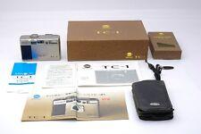 [Overhauled]Minolta TC-1 35mm Film Camera + Box & Accessories -NearMint F/S