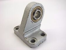 Bracket Hinge For Clevis Mount With Spherical Bearing 30mm X 50mm Base X 10mm Bore