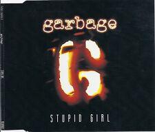 Garbage Maxi CD Stupid Girl - Europe (M/M)