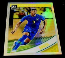 2018-19 Donruss Soccer Optic Holo Prizm #106 Richarlison Brazil