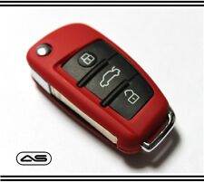 Red Seat Exeo Flip Key Cover Case Remote Protector Fob Hull Bag Shell Skin 28