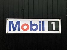 GRANDE 2 METRI Mobil 1 olio per auto BANNER per garage / Shop Display