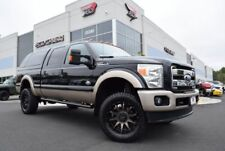 2011 Ford F-350 King Ranch Crew Cab 4WD