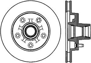 StopTech Slotted & Drilled Sport Brake Rotor - st127.62015R