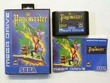 The Pagemaster - Sega Mega Drive