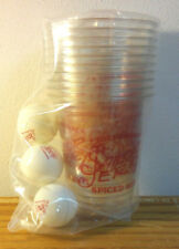 Sailor Jerry Spiced Rum ~ Beer Pong Kit ~ Man Cave
