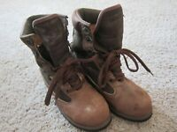 ROCKY Gore Tex  Thinsulate Brown Hunting Hiking BOOTS Womens 7  RB4042
