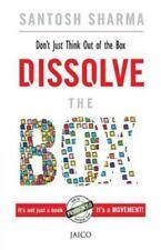 Dissolve the Box by Santosh Sharma (2015, Paperback)