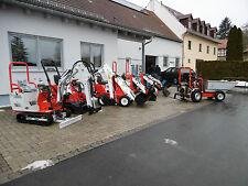 Vohrführbagger MS 08 K für 6949 € inkl. MwSt. Minibagger Bagger Hoflader
