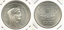 REPUBBLICA ITALIANA - 1000 Lire argento 1970
