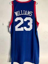adidas Swingman NBA Jersey Philadelphia 76ers Louis Williams Blue Sz XL