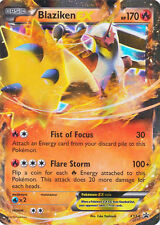 x1 Blaziken-EX - XY54 - Hoenn Power Tin Promo Pokemon XY Promos M/NM
