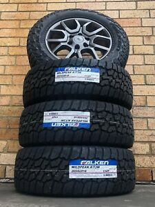 Ford Ranger FX4 18 Inch Wheels And Falken AT3 Tyres Brand New Package