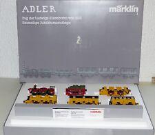Märklin 5750 Adler Zug d. Ludwigs Eisenbahn von 1835 Jubiläumsauflage Spur 1 TOP