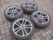 VW Golf 7 R-Line GTI GTD Alufelgen mit reifen 18 alloy wheels Nogaro Felgensatz