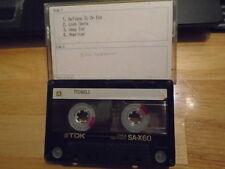 RARE PROMO Triangle DEMO CASSETTE TAPE hard rock 8 UNRELEASED '90s unknown HAIR