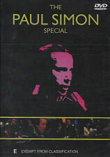 [NEW] DVD: THE PAUL SIMON SPECIAL