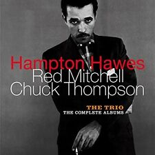 Hampton Hawes / Red Mitchell - Trio-Complete Albums [New CD] Spain - Import