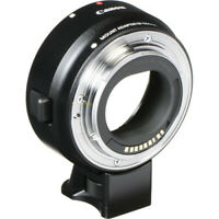 Canon EF-M Lens Adapter for Canon EF / EF-S Lenses (EF-EOS M) 6098B002 Brand New