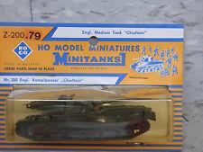 Roco Minitanks / Herpa (NEW) Modern British Chieftain Medium Tank Lot #888K