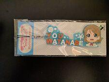 Love live Sunshine Long Rubber Strap - Watanabe You