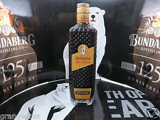 BUNDABERG RUM ROYAL LIQUEUR COFFEE CHOCOLATE CRYSTAL CUT BOTTLE