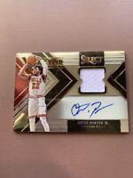 2019-20 Panini - Select Basketball: Otto Porter Jr. Patch Auto Card #/199