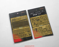 Flyhawk 1/700 700080 French Richelieu for Trumpeter 4pcs top quality