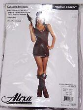 Size 1X-2X Women's Western Fringe Dress Costume Cosplay Halloween Sexy
