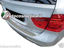 BMW X6 F16 2015/>cornice acciaio satinata  modellata portabagagli inferiore