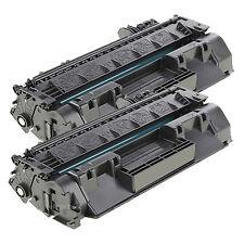2 Pack of CF280A Toners for HP Laserjet Pro400 M401A M401DW M425DN M425DW CF280A