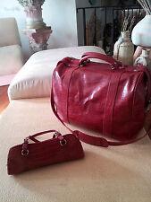 Duffle Bag*Michele Bohbot*Women's Purse*2pc set*Bath&Body*Luggage*Overnighter*